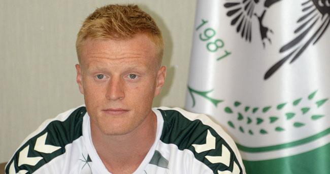 Atiker Konyaspor'da Jonsson'ın sözleşmesi yenilendi