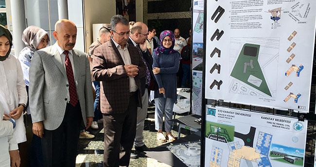 İsmil Termal Otel mimari proje yarışmasının kazanları ödüllerini aldı