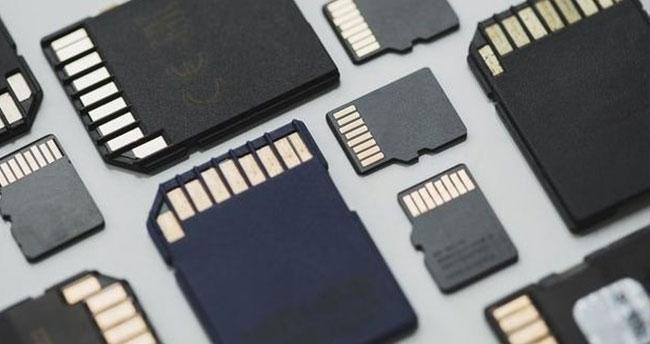 25 bin filmin depolanabileceği SD kartlar geliyor