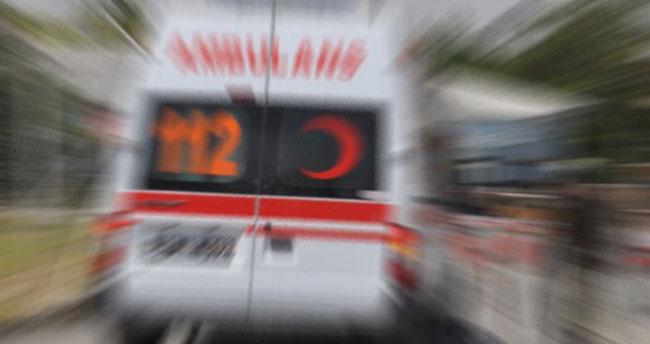 Konya'da 1,5 yaşındaki bebek balkondan düştü
