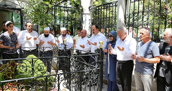 Başkan Altay Sadreddin Konevi Cami'nde vatandaşlarla buluştu