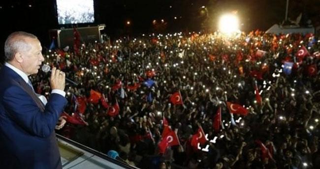 Cumhurbaşkanı Erdoğan: Yerel seçime odaklanın