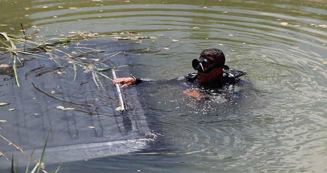 Konya'da kamyonet su dolu kanala uçtu: 9 yaralı