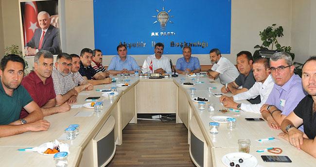 """Milletvekili Erdem: """"Türk milleti istikrara güvendi"""""""