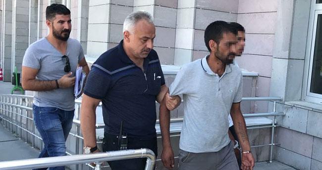 Konya'da otomobil hırsızlığı