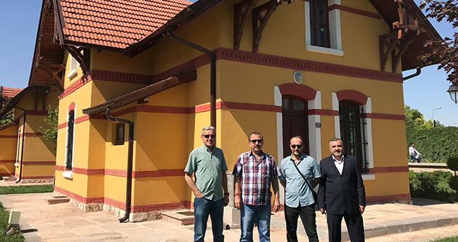 TSYD Konya Şubesi yeni binasına kavuştu