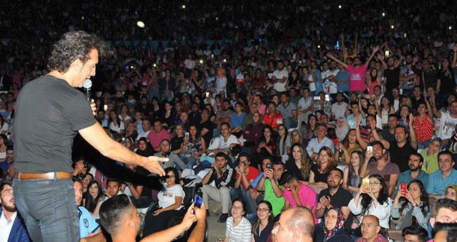 Akşehir'de Kıraç konseri