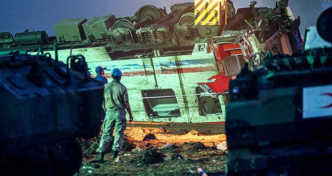 Tekirdağ'daki tren kazasında 24 vatandaşımız yaşamını yitirdi