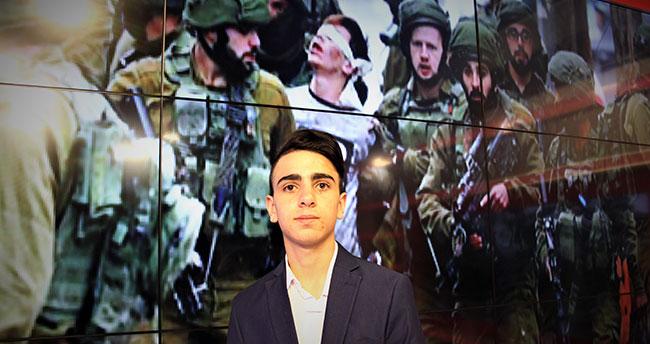 Kudüs direnişinin sembol isminden Ebru Özkan'a destek