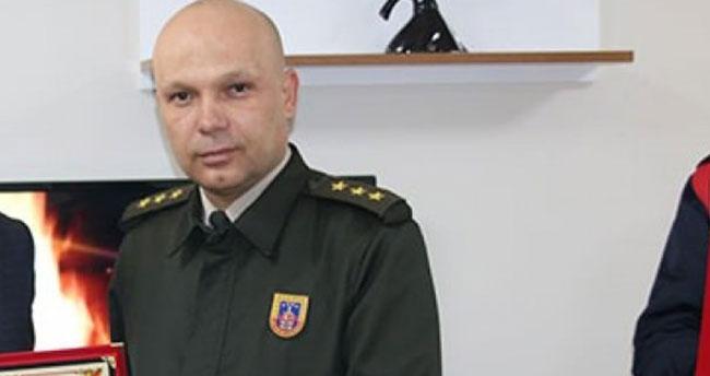 FETÖ'den gözaltına alınan Beyşehir Jandarma Komutanı serbest