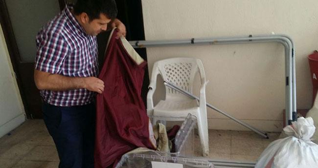 Konya'da bir mahallede halk oylaması yapılacak