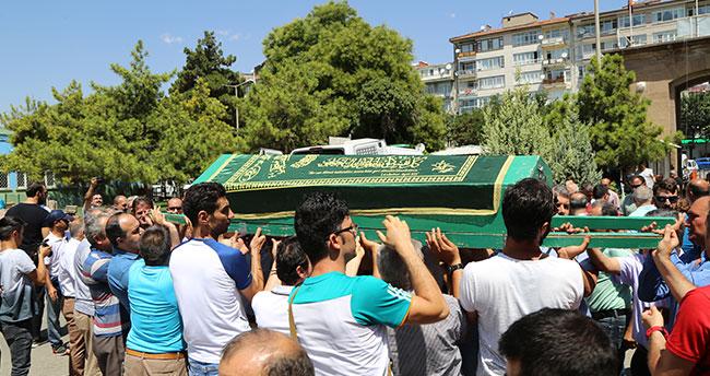 İbrahim Tunç için Konya'da tören düzenlendi