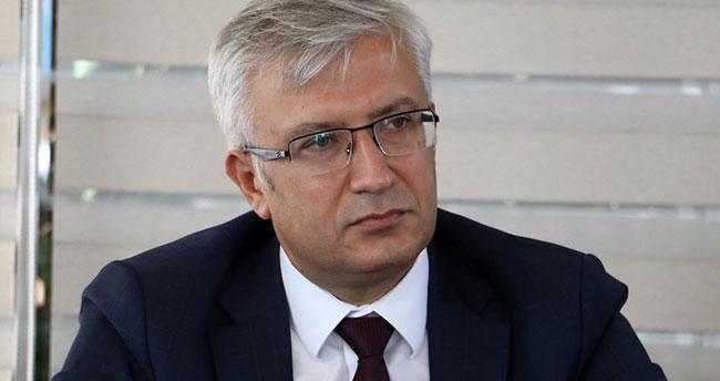 Konya'nın yeni Başsavcısı Ramazan Solmaz oldu!