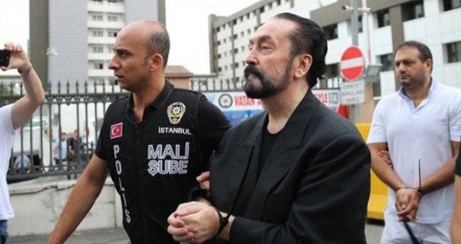 Adnan Oktar ile Mehmet Baransu'nun gizli buluşması