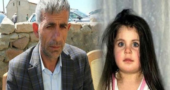 Minik Leyla'nın babasından kötü haber