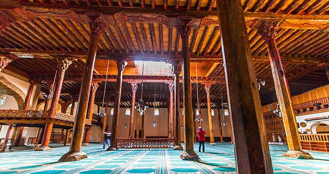 """Eşrefoğlu Camisi için """"UNESCO"""" çalışmalarında sona gelindi"""