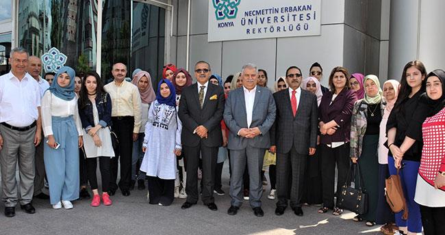 Iraklı öğrenciler eğitim için Konya'ya gelecek