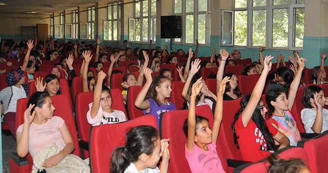 Akşehir ASEM ve KOMEK'ten eğitim