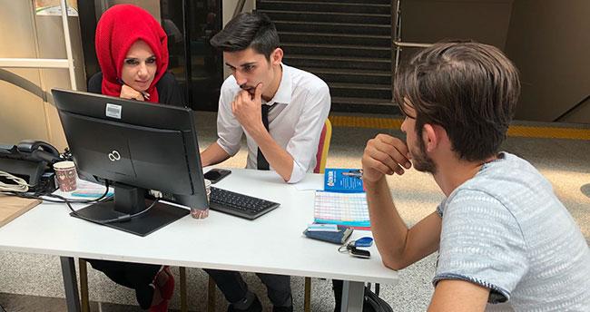 Karatay Üniversitesi'den'Tercih merkezi'hizmeti