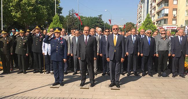 Atatürk'ün Konya'ya gelişinin 98. yıl dönümü