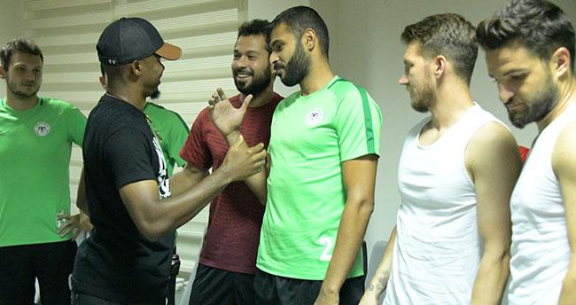 Atiker Konyaspor Eto'o ile yollarını ayırdı