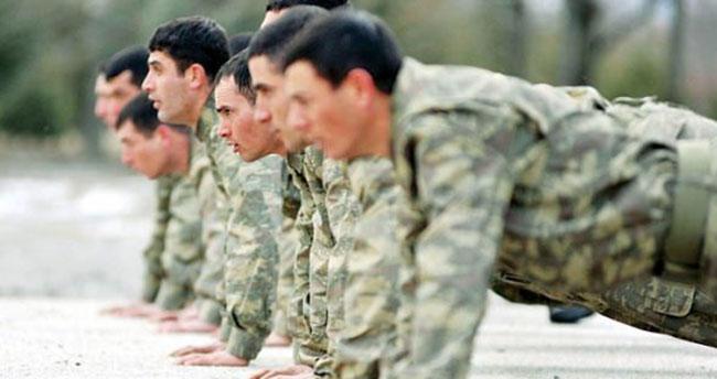 Bedelli askere işsizlik maaşı