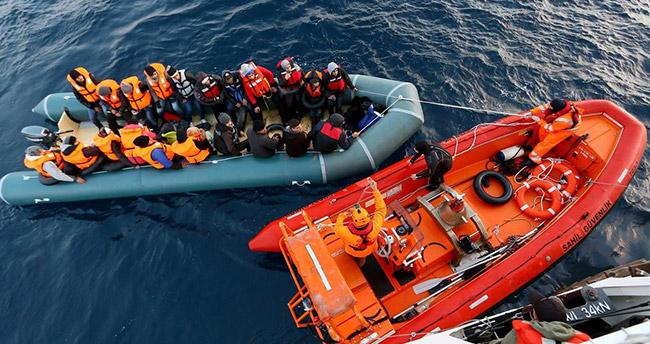 Korkunç rakam! 26 göçmen can verdi