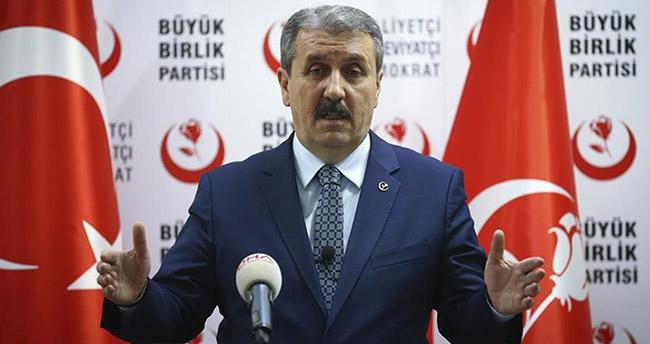 BBP idam cezası teklifini Meclis'e sunuyor