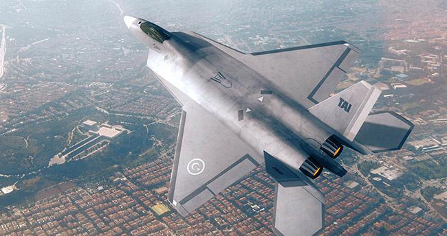 Milli savaş uçağında proje takvimi başlıyor