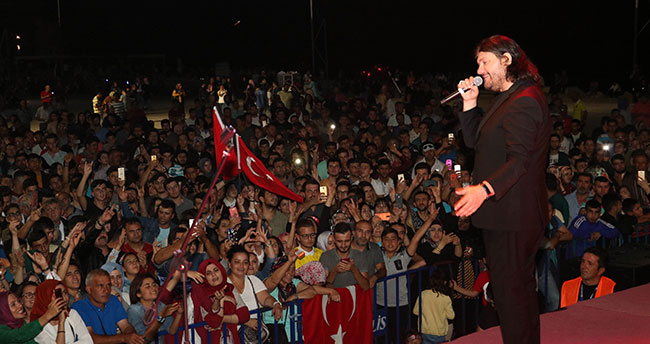 Beyşehir Göl Festivali sona erdi