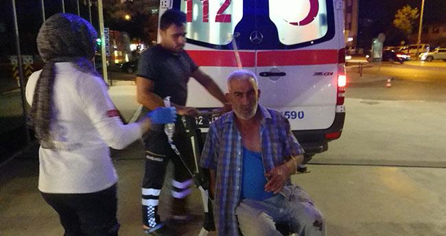 Konya'da tartışma kavgaya dönüştü