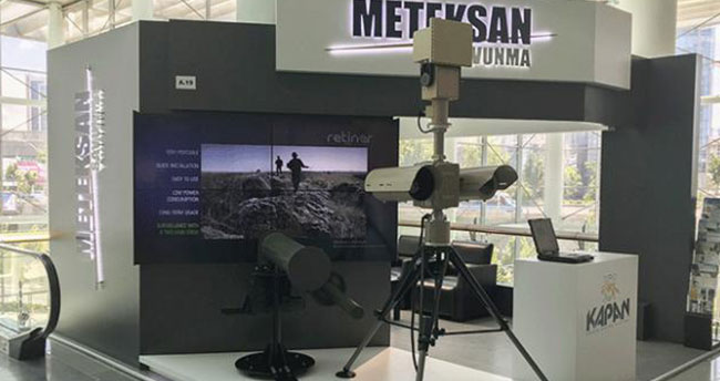 """Drone tehdidine karşı """"Türk kapanı"""""""