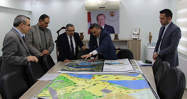 Seydişehir'de imar planı yenileniyor