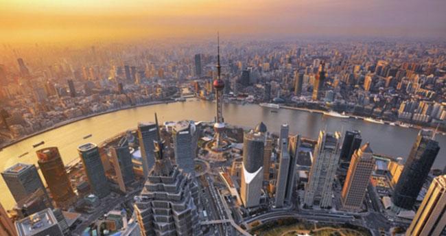 Çin'de 2 trilyon dolarlık uluslararası fuar