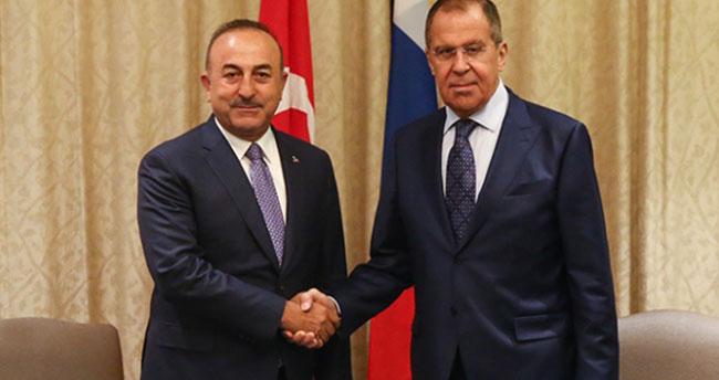 Rusya Dışişleri Bakanı Lavrov Ankara'ya geliyor