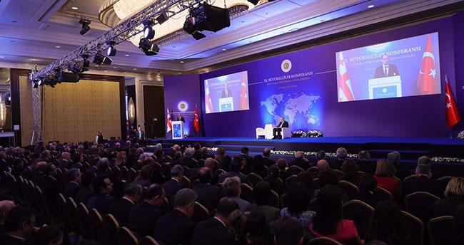 Büyükelçiler Konferansı bu yıl Konya'da