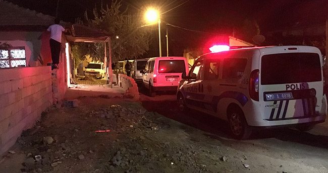 Karaman'da silahlı saldırı: 3 yaralı