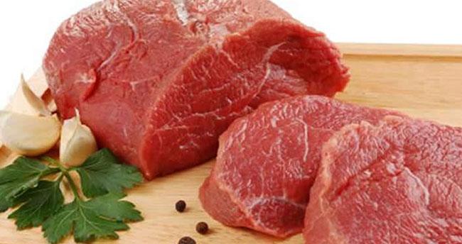 Kırmızı et üretimi arttı!