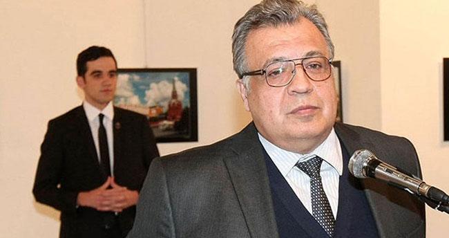 Büyükelçi Karlov suikastinde flaş gelişme