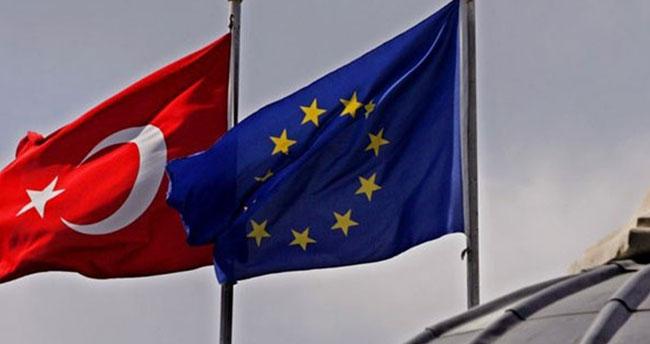 Avrupa Birliği'nden Türkiye'ye destek