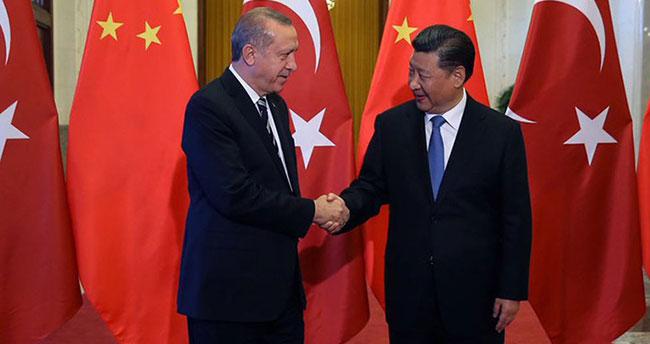Çin Türkiye'ye 1 Milyar Dolarlık Yatırımla Geliyor