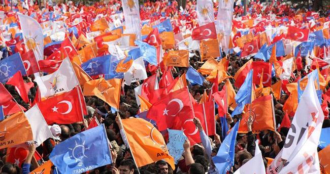 AK Parti'de üye sayısı 11 milyona yaklaştı