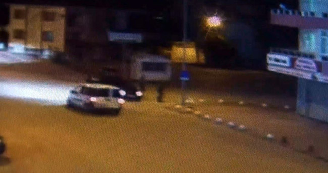 Konya'da cinayetle biten tuvalet kavgası kamerada