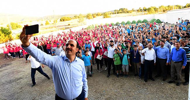 """Başkan Altay: """"Çocuklarımız geleceğin Türkiye'sini inşa edecek"""""""