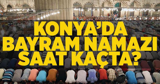 Konya'da kurban bayramı namazı saati kaçta? İşte bayram namazı saatleri