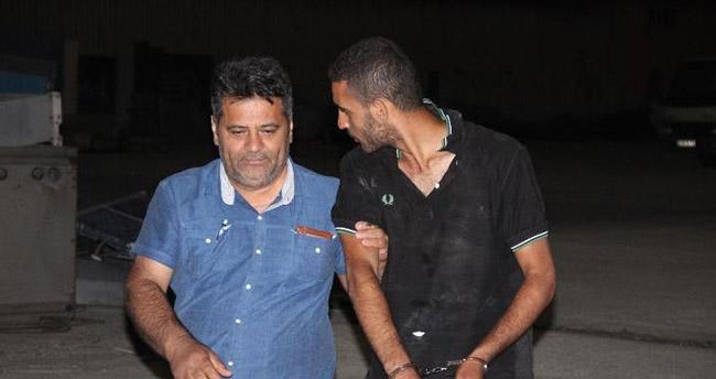 Konya'daki kablo hırsızları tutuklandı