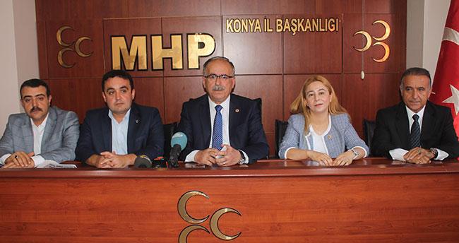 MHP'li Mustafa Kalaycı'dan af açıklaması