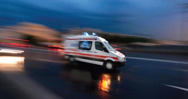 Konya'da otomobil devrildi: 2 ölü, 3 yaralı
