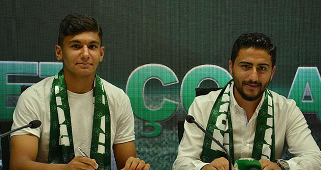 Atiker Konyaspor'da çifte imza!
