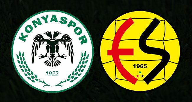 Atiker Konyaspor'dan Eskişehirspor'a vefa örneği